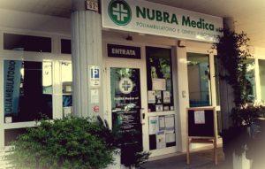 Sede NUBRA Medica | poliambulatorio carpi | centro fisioterapico