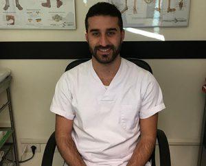 Francesco Pangallo - fisioterapista - NUBRA Medica