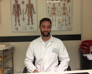 Dr. Emanuele Romano - Fisioterapista - NUBRA Medica