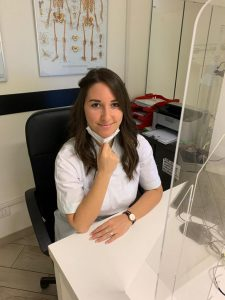 Debora Massimi - Segretaria - NUBRA Medica