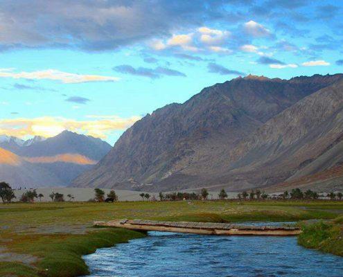 La Valle di Nubra, Himalaya