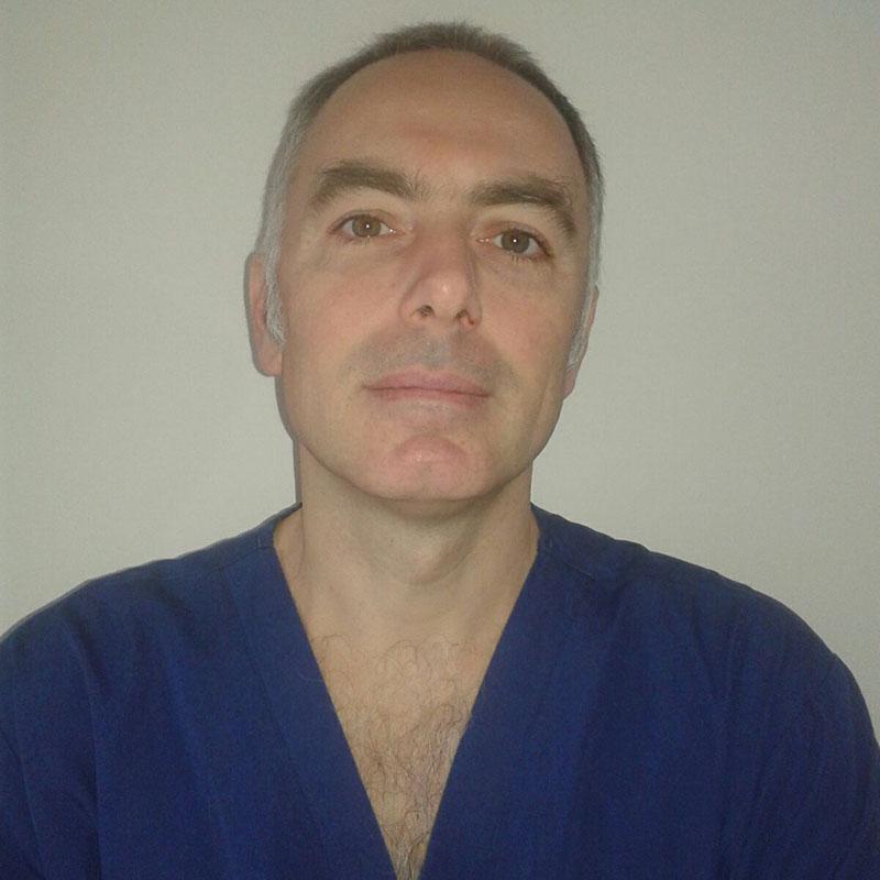 Dr. Filippo Bolzani - direzione specialisti ortopedia traumatologia - NUBRA Medica
