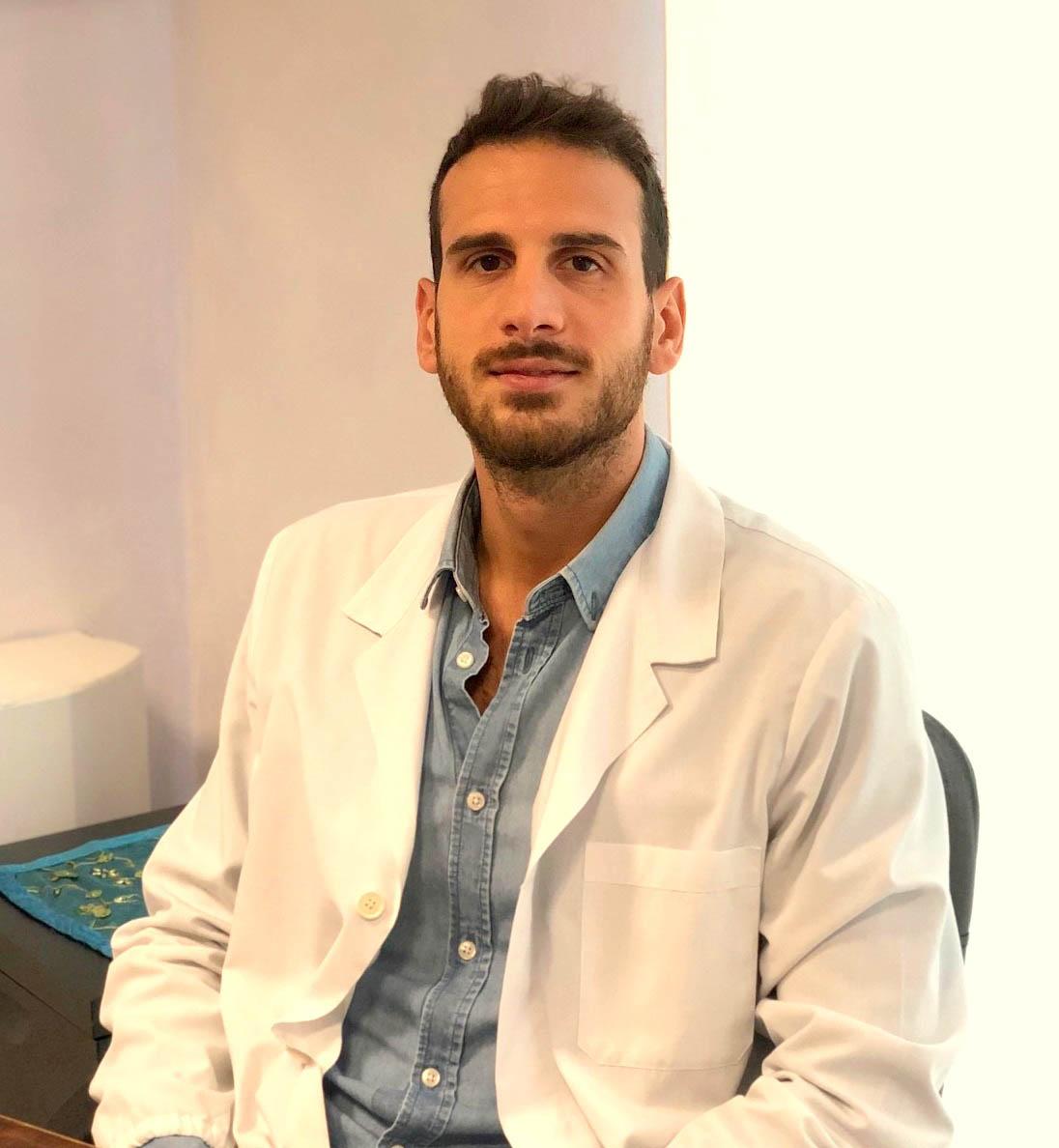 Dr. Luca Militello - Logopedista - NUBRA Medica