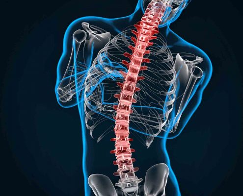 Riabilitazione della colonna vertebrale | NUBRA Medica